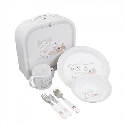 Personalised Baby Gifts  | BebedeParis Baby Gifts  First Baby Dish Set