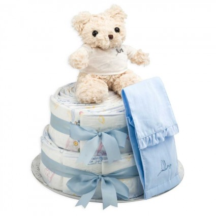 Buy Best Nappy Cakes Online Chic Nappy Cake