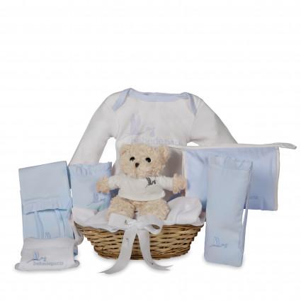 Newborn Baby Hamper & Baby Gift Baskets | BebedeParis  Baby Box Lovely