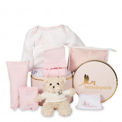 Newborn Baby Hamper & Baby Gift Baskets | BebedeParis  Baby Hamper Lovely