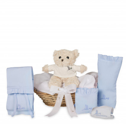 Newborn Baby Hamper & Baby Gift Baskets | BebedeParis  Baby Box Kisses