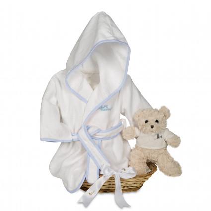 Newborn Baby Hamper & Baby Gift Baskets | BebedeParis  Teddy Spa Hamper