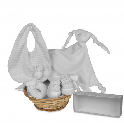 Newborn Baby Hamper & Baby Gift Baskets | BebedeParis  Sweet Baby Basket