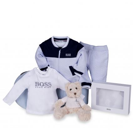 Newborn Baby Hamper & Baby Gift Baskets Hugo Boss Baby Sport Hamper