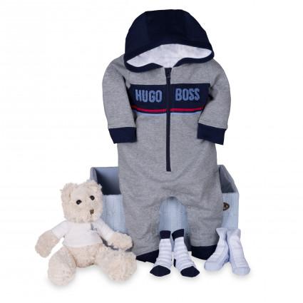 Newborn Baby Hamper & Baby Gift Baskets Hugo Boss Baby Sports Hoodie Gift Set