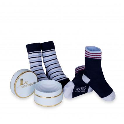 Best Baby Shower Gifts Online Store| BebedeParis  Hugo Boss Baby Socks Set