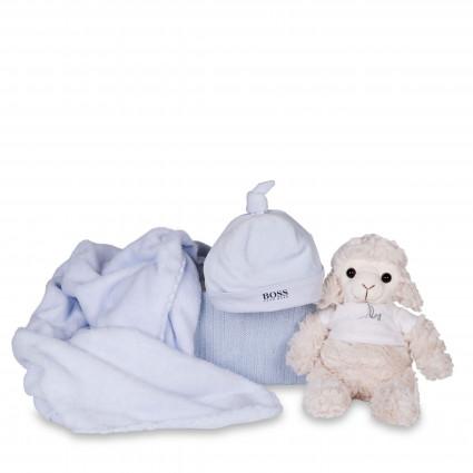 Newborn Baby Hamper & Baby Gift Baskets | BebedeParis  Hugo Boss Beanie Baby Gift Hamper