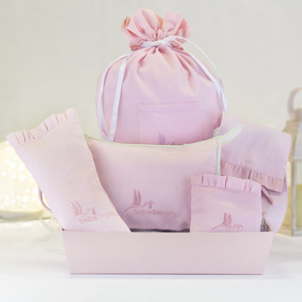 Home Gift set of baby accessory cases