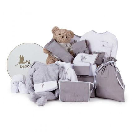 Newborn Baby Hamper & Baby Gift Baskets Classic Deluxe Baby Hamper