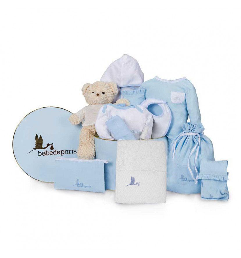 Newborn Baby Hamper & Baby Gift Baskets Spa Deluxe Baby Hamper