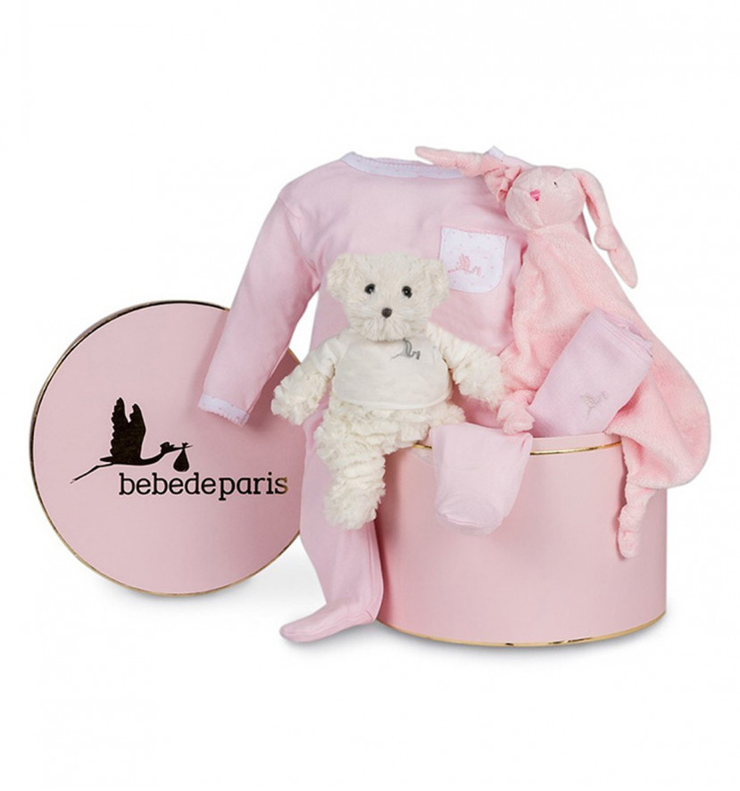 Classic Baby Hampers Essential Bedtime gift basket