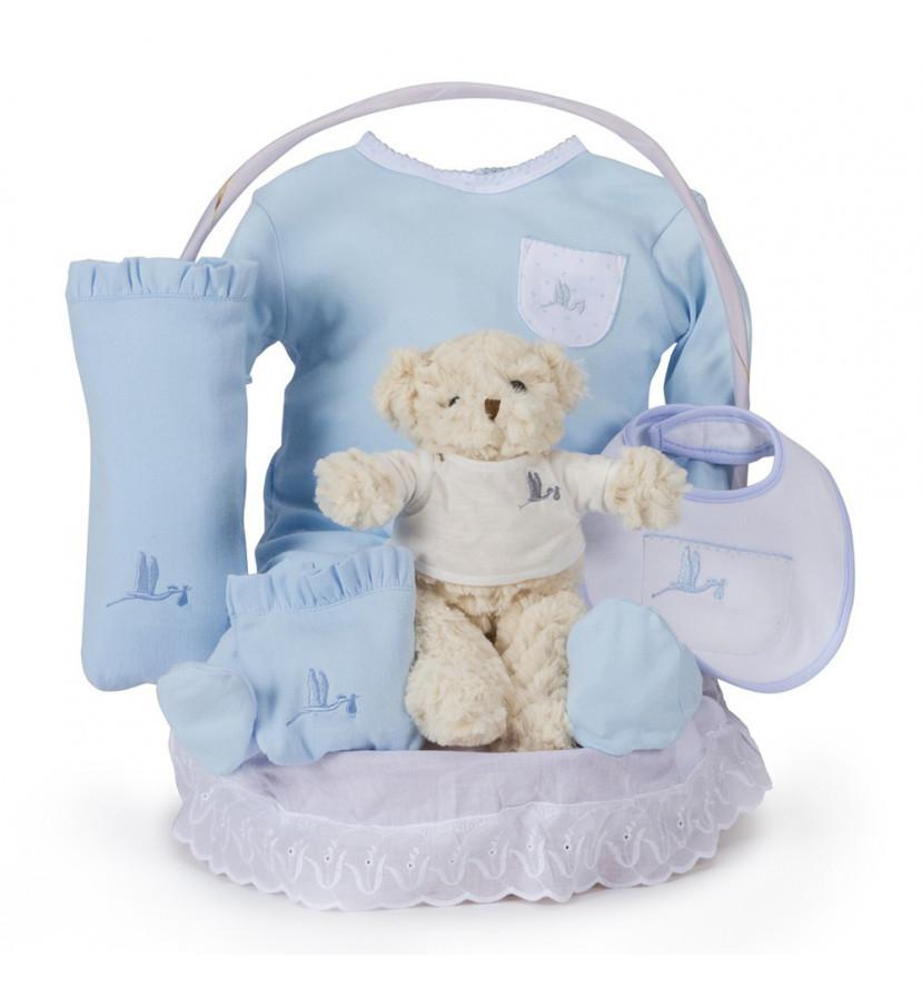Newborn Baby Hamper & Baby Gift Baskets Classic Essential Baby Gift Hamper